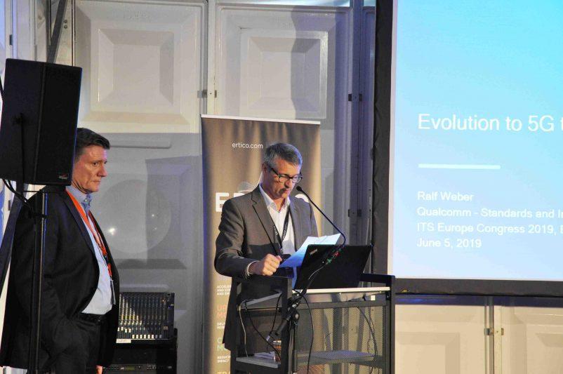 Moderator Francois Fischer, 5G-MOBIX Coordinator, ERTICO