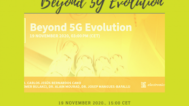 Beyond 5G Evolution