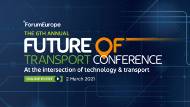 6th Future of Transport conference