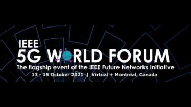 IEEE 4th 5G World Forum (5GWF'21)