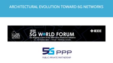 Workshop on Architectural Evolution toward 6G Networks
