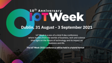 5G for CAM Summit at the On line IoT Week 2021