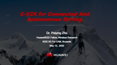 IEEE 5G for CAM Virtual Summit -