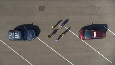 The Netherlands Trial Site: KPN, VTT, and TNO test Collision Avoidance application using 5G.