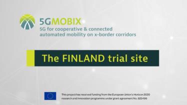 5G-MOBIX Finland trial site