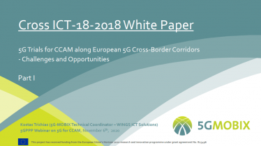 Cross ICT-18-2018 White Paper