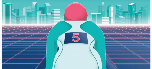 5G - Independent publication by Racounteur