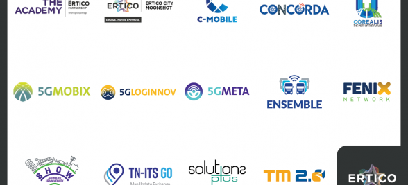 A range of ERTICO innovations showcased at the Virtual ITS European Congress