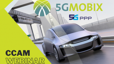 5G PPP Webinar: 5G for Cooperative, Connected and Automated Mobility (CCAM)
