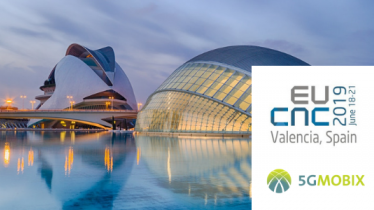 5G-MOBIX is going to EUCnC in Valencia