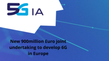 European Commission and European ICT community present a new 900million Euro joint undertaking to develop 6G in Europe