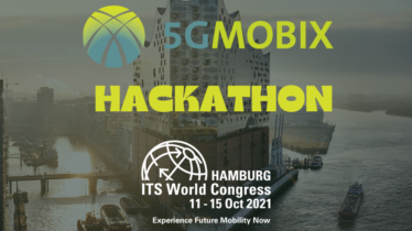 Win a place at the ITS World Congress with the 5G-MOBIX hackathon