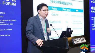 5G-MOBIX presented at 2019 World Transport Convention (WTC 2019) in China