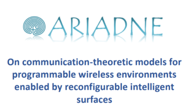 ARIADNE projects' latest white paper is all about communication-theoretic models