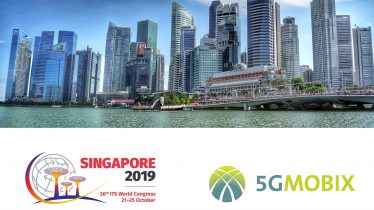 5G-MOBIX prepares for ITS World Congress 2019 in Singapore
