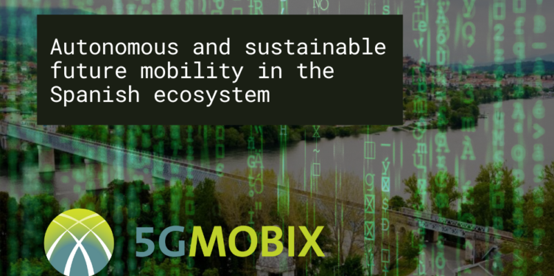 Autonomous and sustainable future mobility in the Spanish ecosystem: The 5G-MOBIX approach